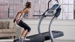 Exercices tapis de course